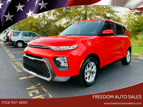 2020 Kia Soul for sale at Freedom Auto Sales in Chantilly VA