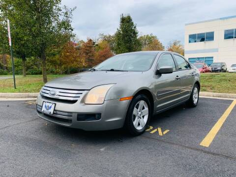 2008 Ford Fusion for sale at Freedom Auto Sales in Chantilly VA