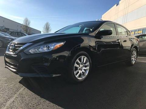 2016 Nissan Altima for sale at Freedom Auto Sales in Chantilly VA