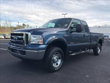 2005 Ford F-250 Super Duty for sale at Freedom Auto Sales in Chantilly VA