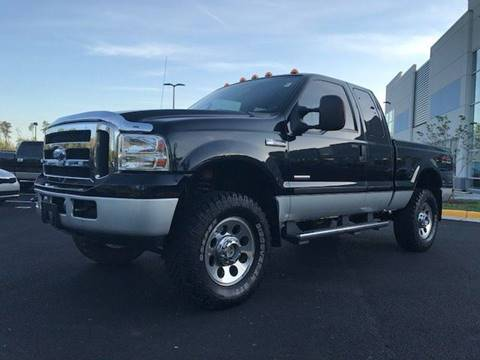 2007 Ford F-350 Super Duty for sale at Freedom Auto Sales in Chantilly VA