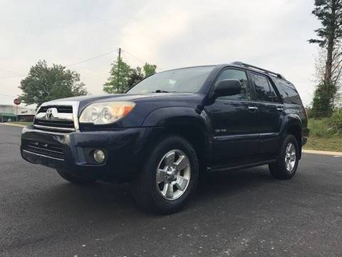 2007 Toyota 4Runner for sale at Freedom Auto Sales in Chantilly VA
