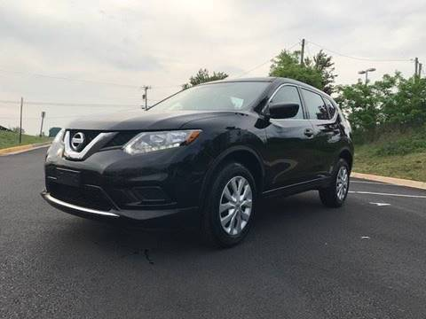 2016 Nissan Rogue for sale at Freedom Auto Sales in Chantilly VA