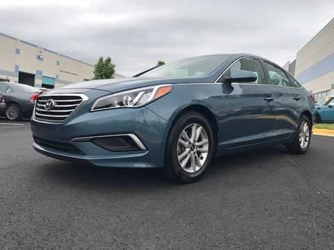 2016 Hyundai Sonata for sale at Freedom Auto Sales in Chantilly VA