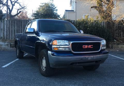 2002 GMC Sierra 1500 for sale in Baltimore, MD