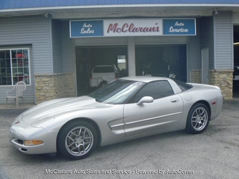 2004 Chevrolet Corvette for sale in Kokomo IN