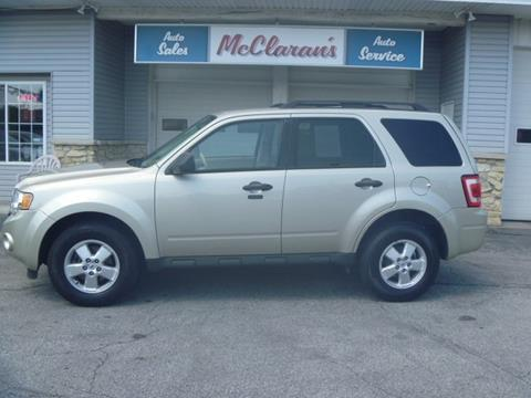 2010 Ford Escape for sale in Kokomo IN