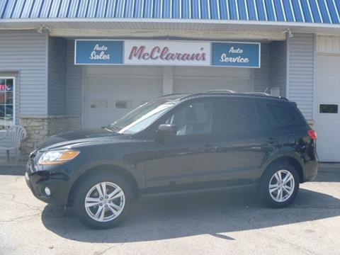 2010 Hyundai Santa Fe for sale in Kokomo IN