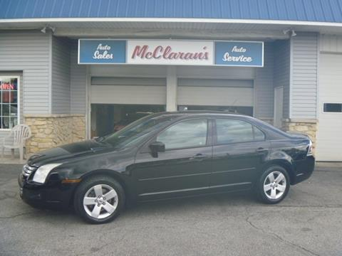 2007 Ford Fusion for sale in Kokomo IN