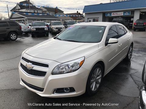 2013 Chevrolet Malibu for sale in Kokomo IN