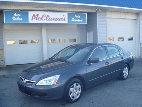 2006 Honda Accord for sale in Kokomo IN