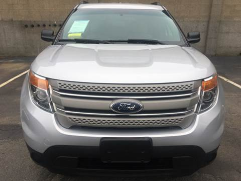 2014 Ford Explorer for sale at Carlider USA in Everett MA