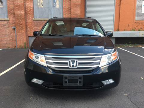 2012 Honda Odyssey for sale in Everett, MA