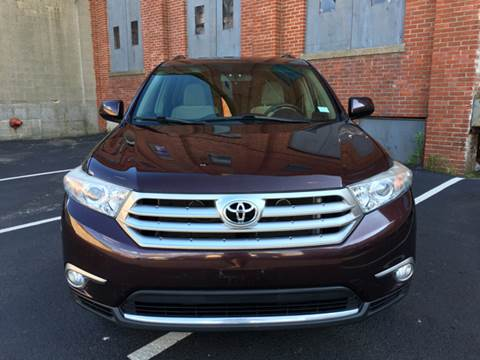2011 Toyota Highlander for sale in Everett, MA