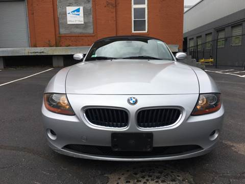 2003 BMW Z4 for sale in Everett, MA