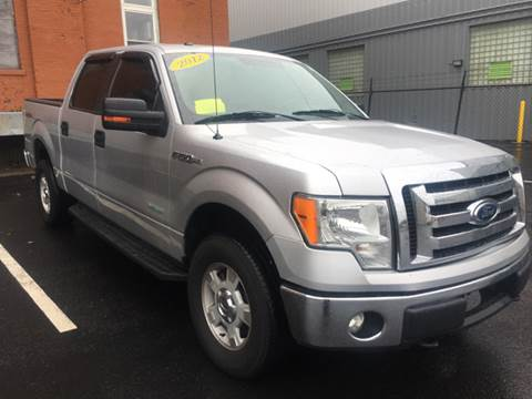 2012 Ford F-150 for sale in Everett, MA