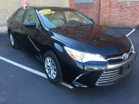 2016 Toyota Camry for sale at Carlider USA in Everett MA