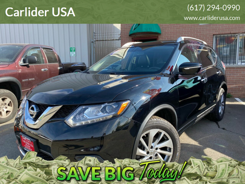 2015 Nissan Rogue for sale at Carlider USA in Everett MA