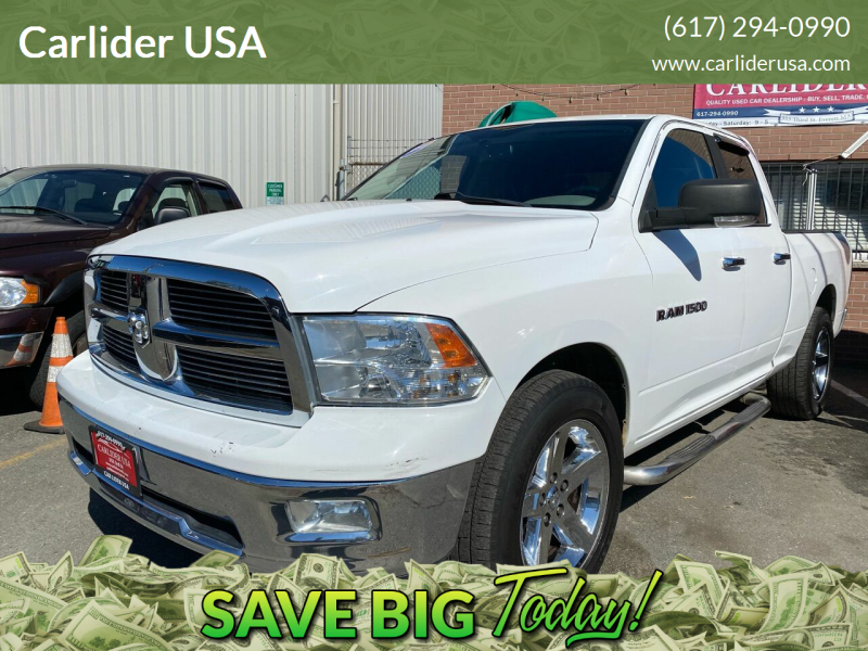 2011 RAM Ram Pickup 1500 for sale at Carlider USA in Everett MA