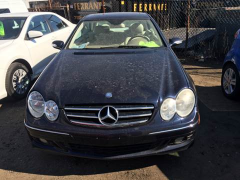 2007 Mercedes-Benz CLK for sale at Carlider USA in Everett MA