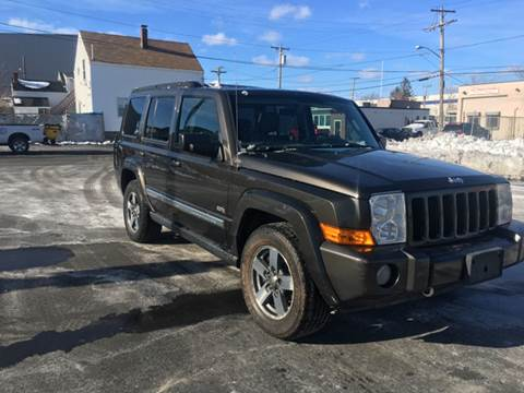 2006 Jeep Commander for sale in Everett, MA