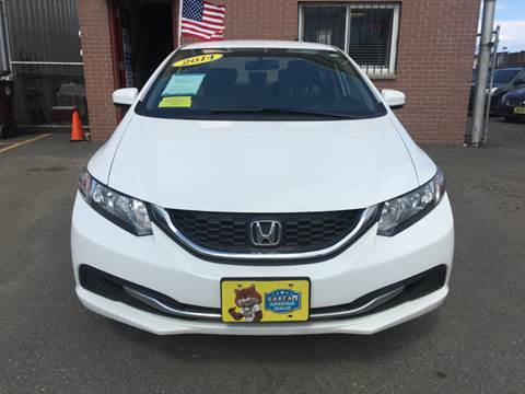 2014 Honda Civic for sale at Carlider USA in Everett MA