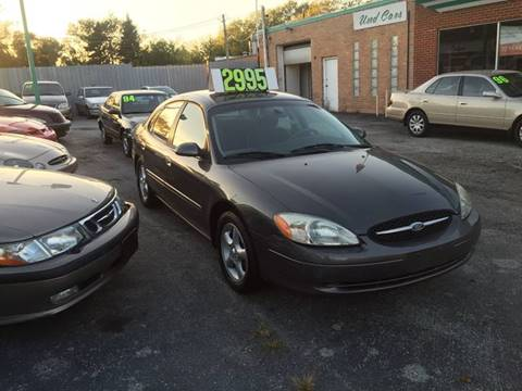1999 Ford Contour for sale in Steger, IL