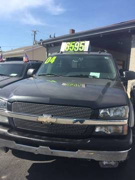 2004 Chevrolet Avalanche for sale in Steger, IL