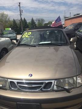 2002 Saab 9-3 for sale in Steger, IL