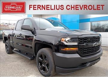 2017 Chevrolet Silverado 1500 for sale in Rose City, MI