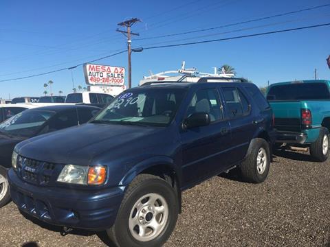 2003 Isuzu Rodeo for sale in Mesa, AZ