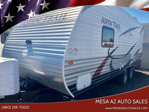 2012 Dutchmen ASPEN for sale in Mesa, AZ
