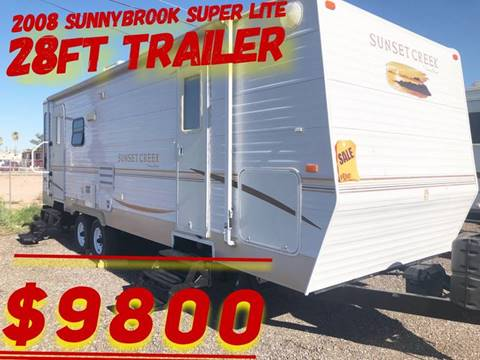2008 Sunny Brook SUNSET CREEK for sale in Mesa, AZ