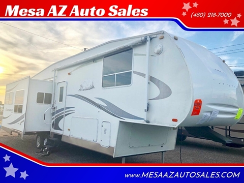 2007 Coachmen CHAPARRAL for sale in Mesa, AZ