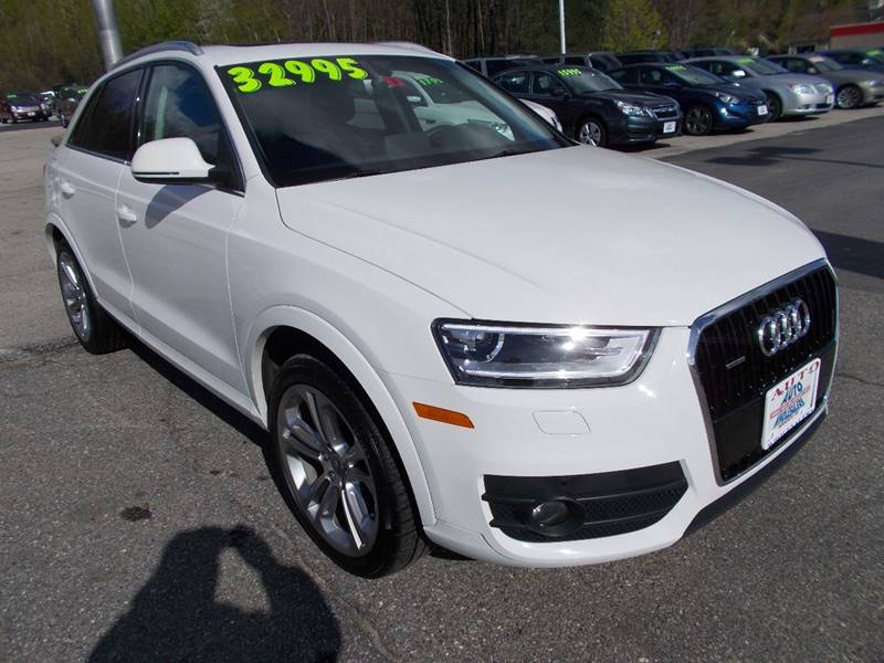 2015 Audi Q3 for sale at Auto Wholesalers Of Hooksett in Hooksett NH