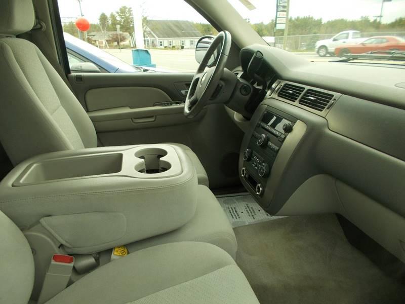 2007 Chevrolet Tahoe for sale at Auto Wholesalers Of Hooksett in Hooksett NH