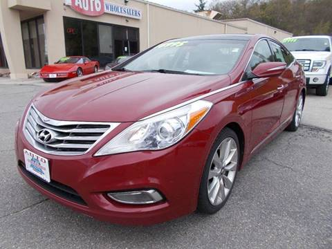 2013 Hyundai Azera for sale at Auto Wholesalers Of Hooksett in Hooksett NH