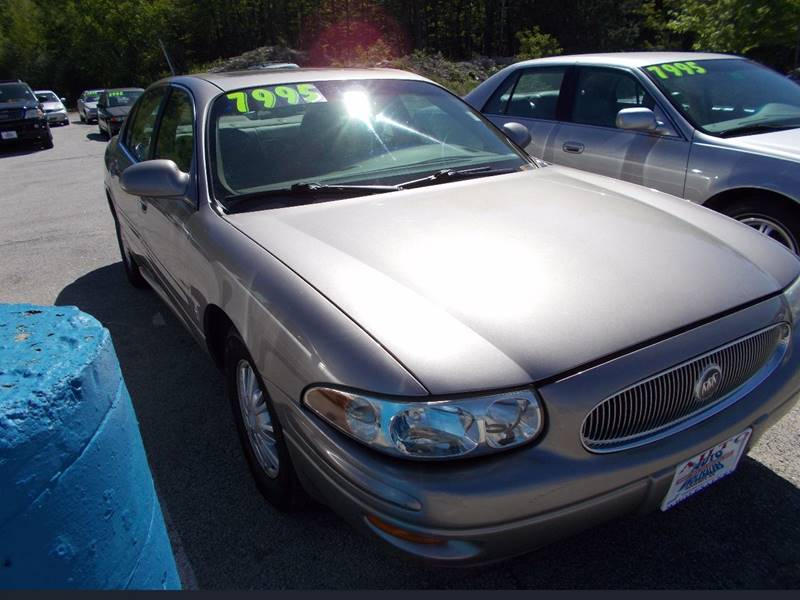 2004 Buick LeSabre for sale at Auto Wholesalers Of Hooksett in Hooksett NH