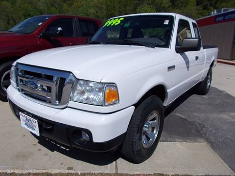2008 Ford Ranger for sale at Auto Wholesalers Of Hooksett in Hooksett NH