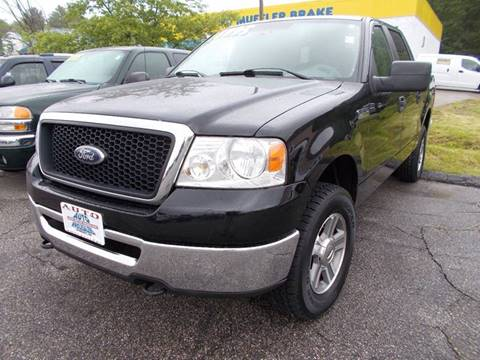 2008 Ford F-150 for sale at Auto Wholesalers Of Hooksett in Hooksett NH