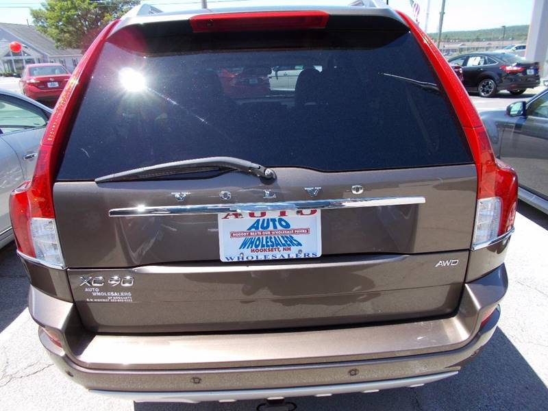 2013 Volvo XC90 for sale at Auto Wholesalers Of Hooksett in Hooksett NH