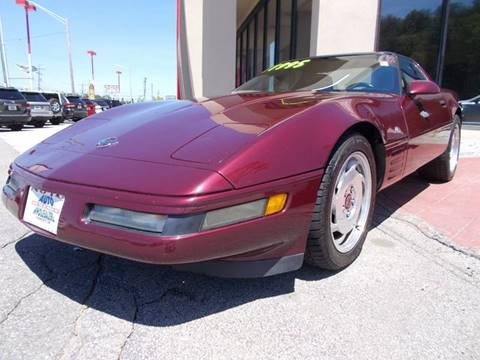 1993 Chevrolet Corvette for sale at Auto Wholesalers Of Hooksett in Hooksett NH