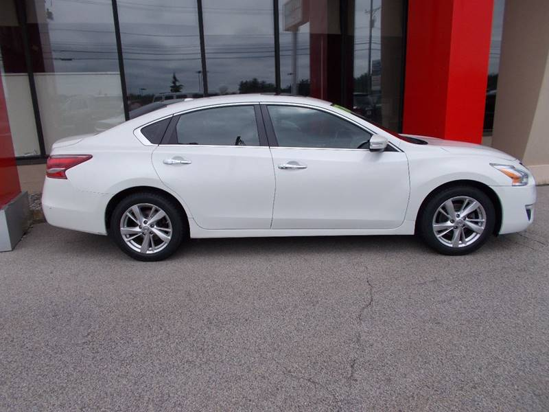 2013 Nissan Altima for sale at Auto Wholesalers Of Hooksett in Hooksett NH