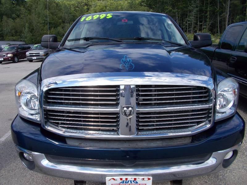 2009 Dodge Ram Pickup 2500 for sale at Auto Wholesalers Of Hooksett in Hooksett NH