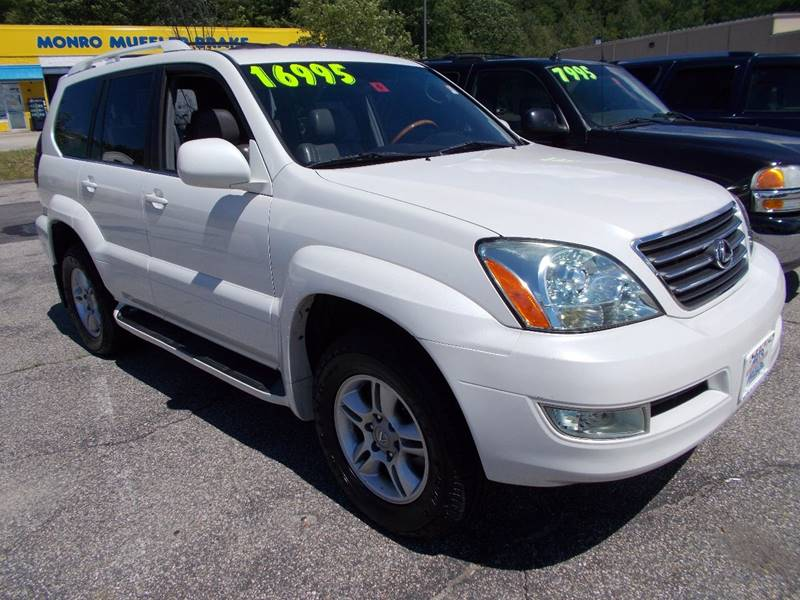 2006 Lexus GX 470 for sale at Auto Wholesalers Of Hooksett in Hooksett NH