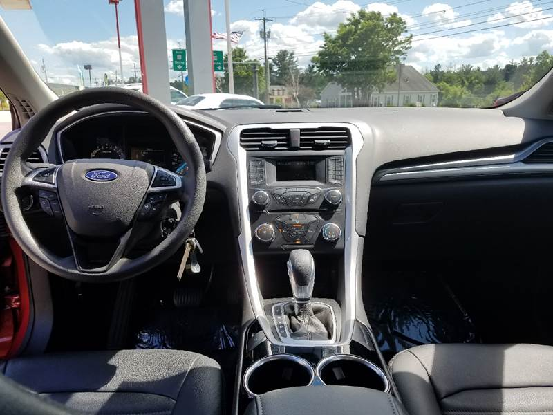 2014 Ford Fusion for sale at Auto Wholesalers Of Hooksett in Hooksett NH
