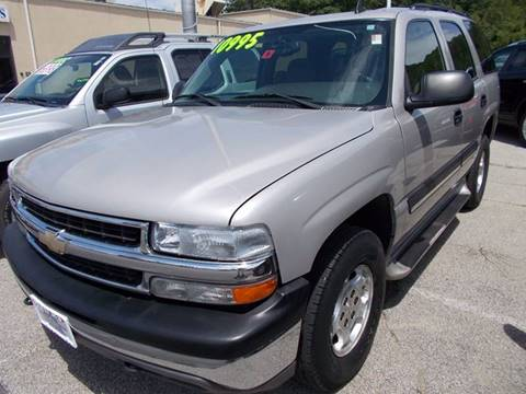 2006 Chevrolet Tahoe for sale at Auto Wholesalers Of Hooksett in Hooksett NH