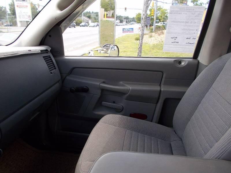 2006 Dodge Ram Pickup 3500 for sale at Auto Wholesalers Of Hooksett in Hooksett NH