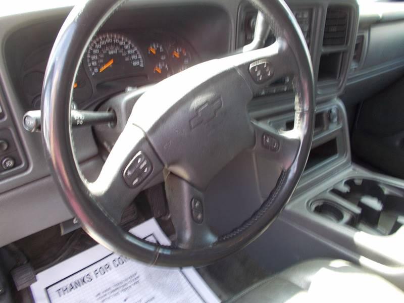 2005 Chevrolet Silverado 1500 for sale at Auto Wholesalers Of Hooksett in Hooksett NH