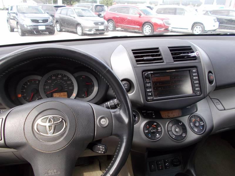 2009 Toyota RAV4 for sale at Auto Wholesalers Of Hooksett in Hooksett NH